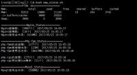 Nginx_Php_Mysql配置优化及快速查看脚本